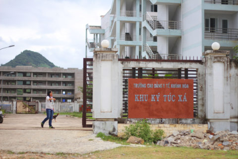 KTX Cao đẳng Y tế Nha Trang